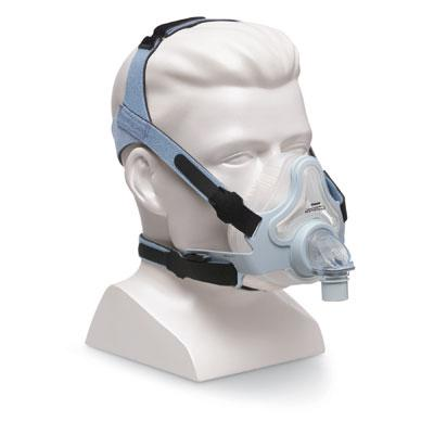 Sleep apnea headgear